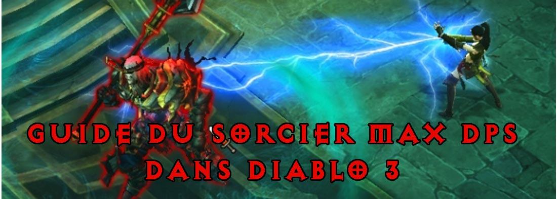 Guide du sorcier dans Diablo 3 : le canon à glace