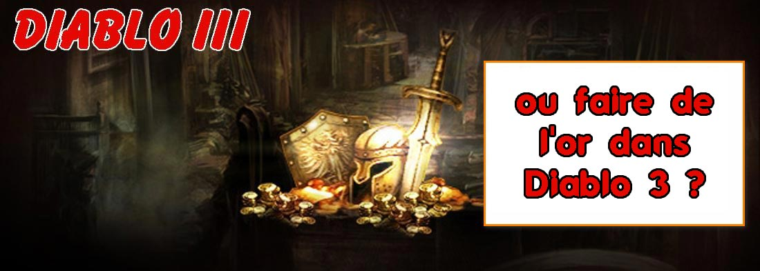 Diablo 3 : La Crypte des anciens un nouveau spot de goldfarming à 300 000 po par heure