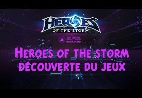 Heroes of the storm (alpha)