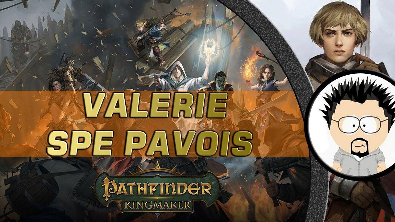 FR Pathfinder Kingmaker Build Valerie